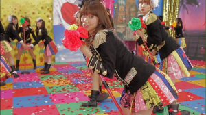 "AKB48 in ""Heavy Rotation"""