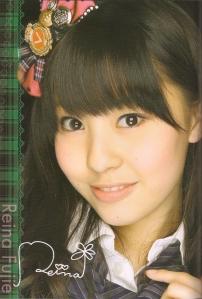 AKB48 Team K's Fujie Reina