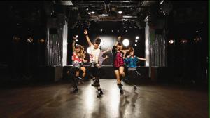 "Berryz Koubou in ""Maji bomber!!"""