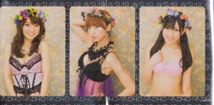 "AKB48 ""Heavy Rotation"" type A (inner jacket scan2)"