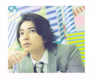 """Arashi """"Boku no miteiru fukei"""" LE booklet Scan0020"""