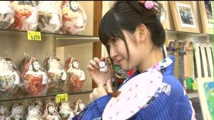 """Suzuki Airi in """"Toukoubi"""" making of"""