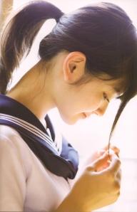 """Suzuki Airi """"Toukoubi"""" Scan0014"""