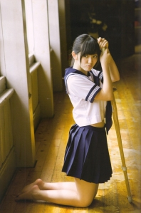 """Suzuki Airi """"Toukoubi"""" Scan0015"""