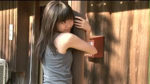 "Suzuki Airi in ""Toukoubi"" making of"