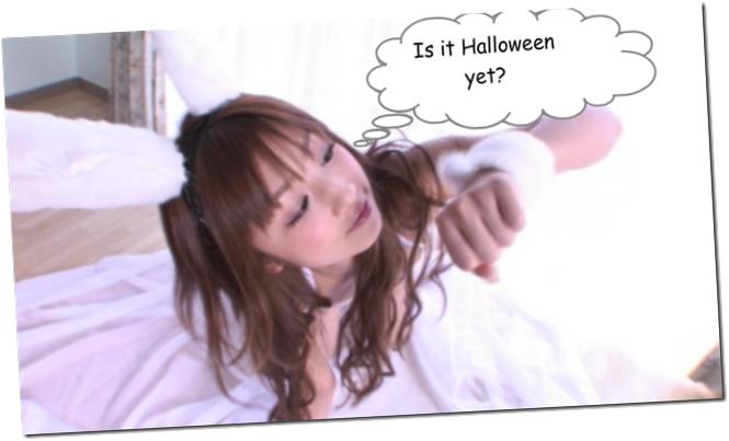 Happy Halloween~♥