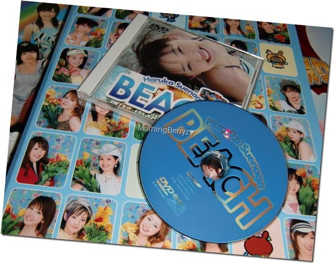 Suenaga Haruka Beach DVD