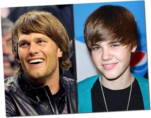 Team Brady vs. Team Bieber