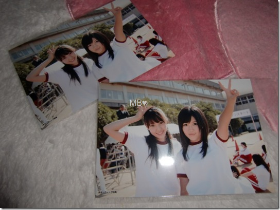 AKB48 Beginner Neowing photo extras