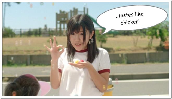 Chicken♥!