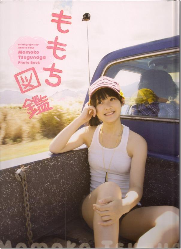 "Tsugunaga Momoko in ""Momochi Zukan"" scan0001"