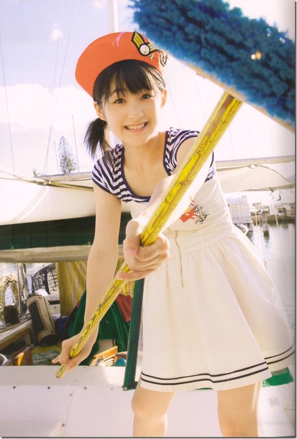 "Tsugunaga Momoko in ""Momochi Zukan"" scan0003"