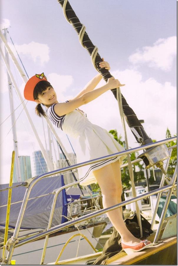 "Tsugunaga Momoko in ""Momochi Zukan"" scan0004"