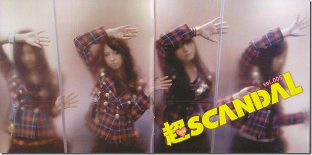 SCANDAL R~GIRL'S ROCK! booklet scan0009