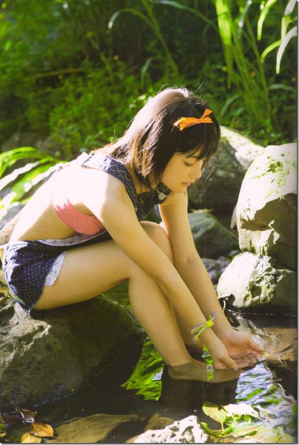 "Tsugunaga Momoko in ""Momochi Zukan"" scan0013"
