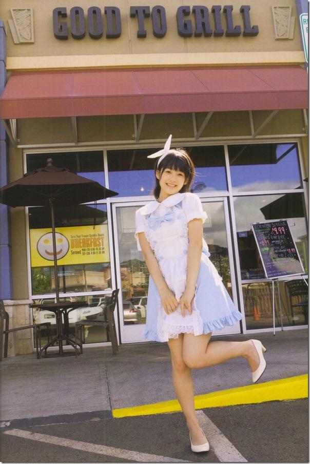 "Tsugunaga Momoko in ""Momochi Zukan"" scan0022"