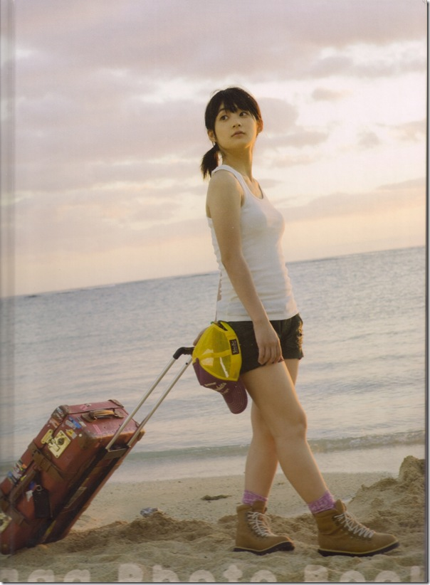 "Tsugunaga Momoko in ""Momochi Zukan"" scan0066"