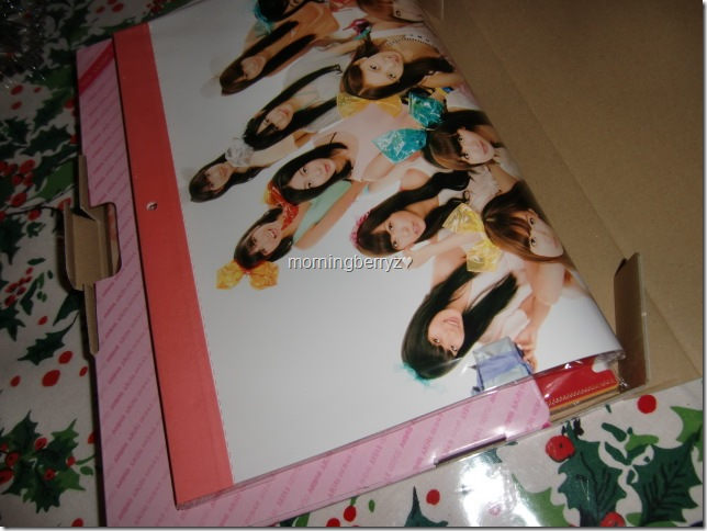 AKB48 2011official calendar box2
