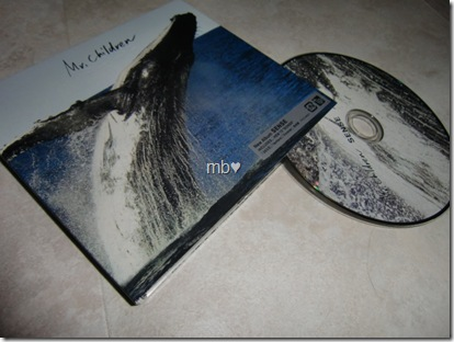 Mr.Children SENSE album