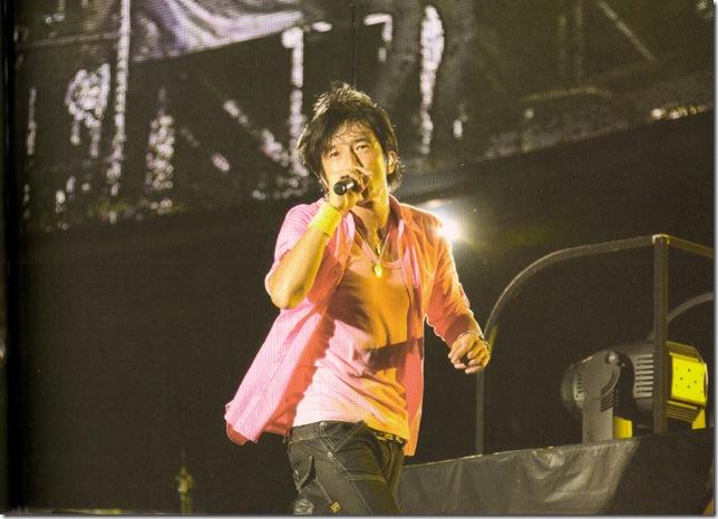 Mr.Children's Sakurai Kazutoshi