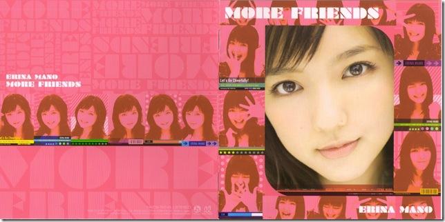 "Mano Erina ""MORE FRIENDS"" album booklet scan0001"