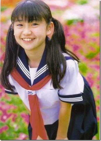 Oshima Yuko scan0016