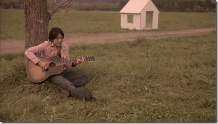 "Sakurai Kazutoshi in ""Shirushi"" live from Mr.Children ""HOME TOUR 2007-in the field-"""