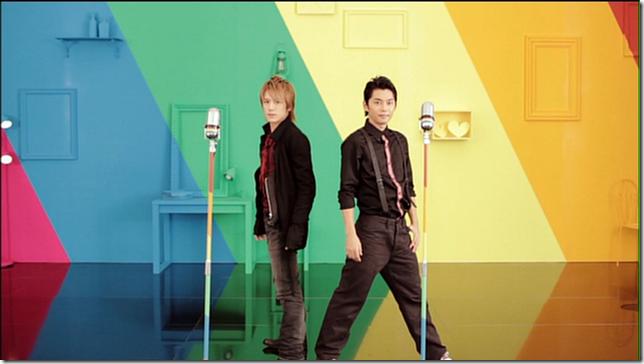 """Tackey & Tsubasa in """"Ai wa takaramono""""..."""