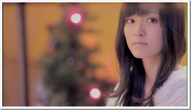 """Suzuki Airi in """"Aitai Lonely Christmas""""..."""