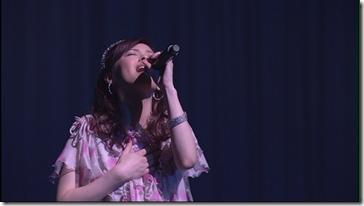 """Matsuura Aya in """"Double Rainbow"""" Autumn 2007...."""