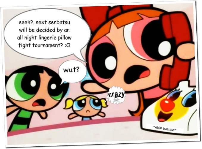 Powerpuff Girls AkiP hotline...=)