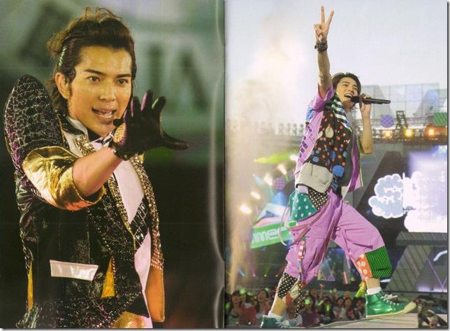 """ARASHI 10-11 TOUR """"SCENE""""~Kimi to boku no miteiru fuukei~ scan0002"""