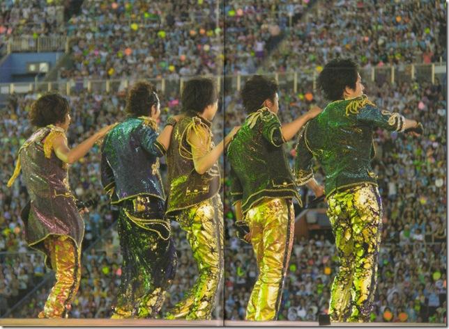 """ARASHI 10-11 TOUR """"SCENE""""~Kimi to boku no miteiru fuukei~ scan0004"""