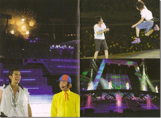 """ARASHI 10-11 TOUR """"SCENE""""~Kimi to boku no miteiru fuukei~ scan0008"""
