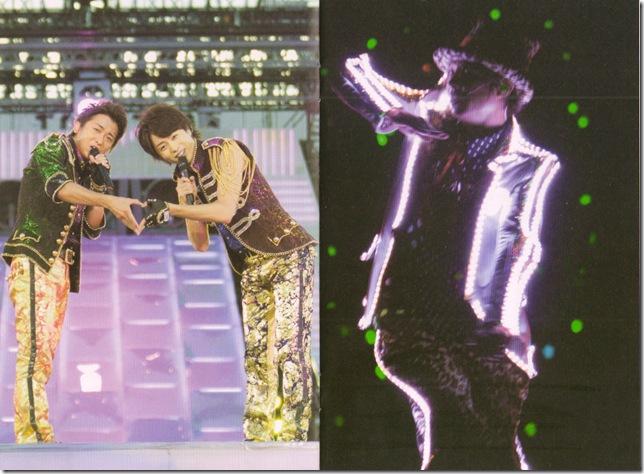 """ARASHI 10-11 TOUR """"SCENE""""~Kimi to boku no miteiru fuukei~ scan0009"""