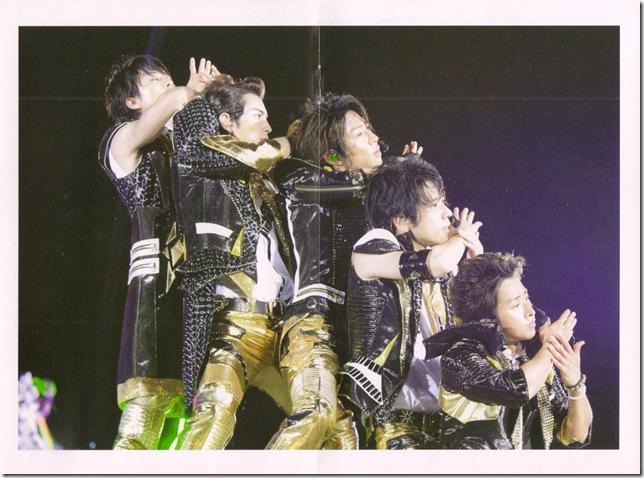 """ARASHI 10-11 TOUR """"SCENE""""~Kimi to boku no miteiru fuukei~ scan0010"""