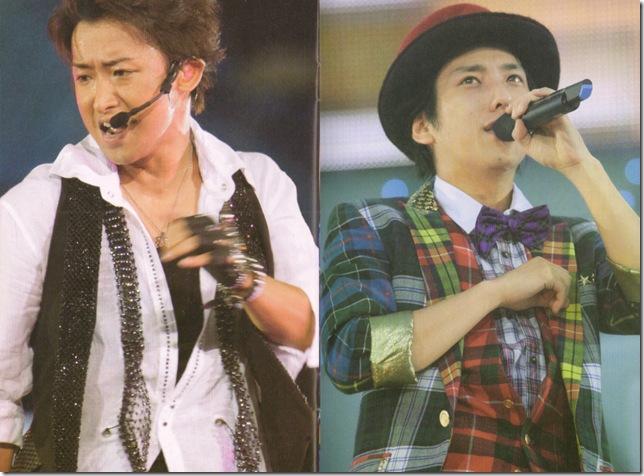 """ARASHI 10-11 TOUR """"SCENE""""~Kimi to boku no miteiru fuukei~ scan0013"""