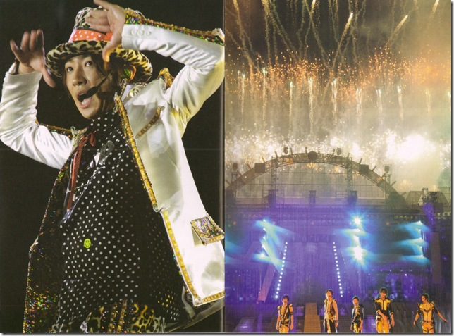 """ARASHI 10-11 TOUR """"SCENE""""~Kimi to boku no miteiru fuukei~ scan0014"""