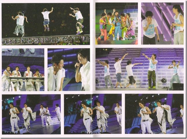 """ARASHI 10-11 TOUR """"SCENE""""~Kimi to boku no miteiru fuukei~ scan0015"""