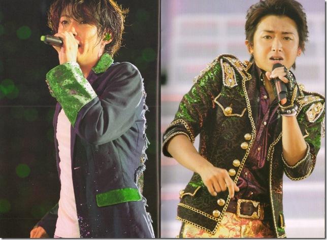 """ARASHI 10-11 TOUR """"SCENE""""~Kimi to boku no miteiru fuukei~ scan0018"""