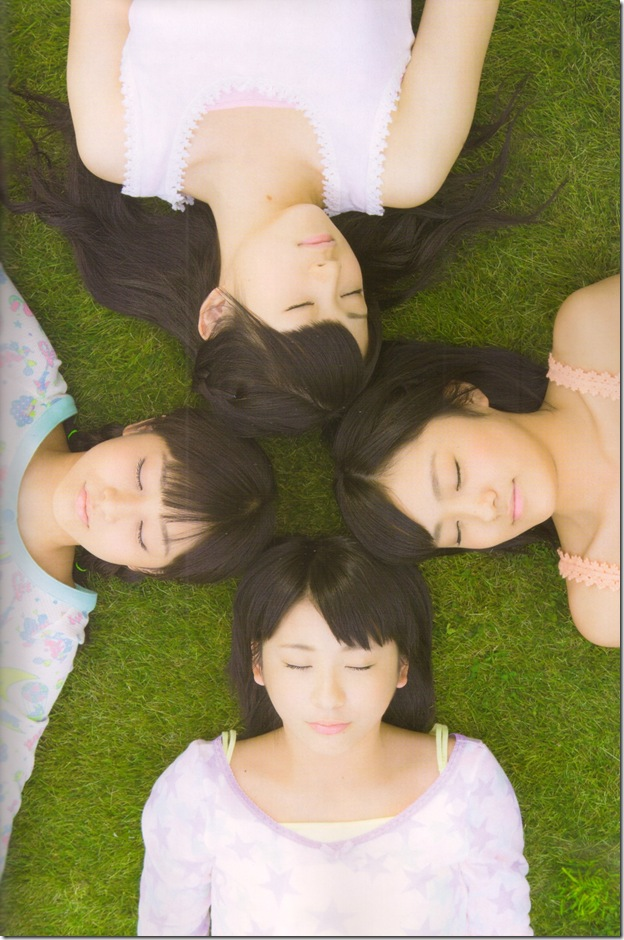 S/mileage in UTB Vol. 201 February 2011 scan0025