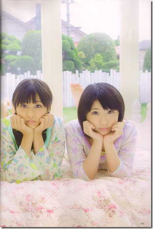 S/mileage in UTB Vol. 201 February 2011 scan0026
