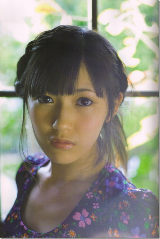 Mayuyu in UTB Vol. 201 February 2011 scan0029