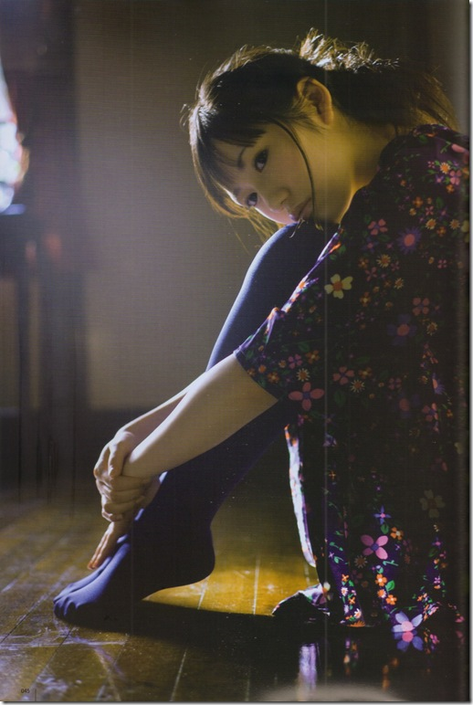 Mayuyu in UTB Vol. 201 February 2011 scan0033