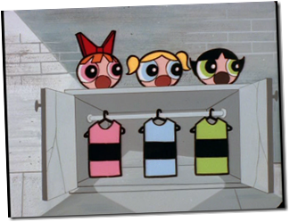 "Powerpuff ""cosplay""....xD"
