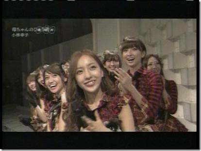 AKB48 @ the 2010 Kouhaku Utagassen