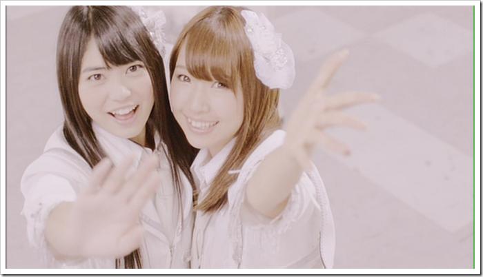 """Aamin & Natsuki in """"Chance no junban""""..."""