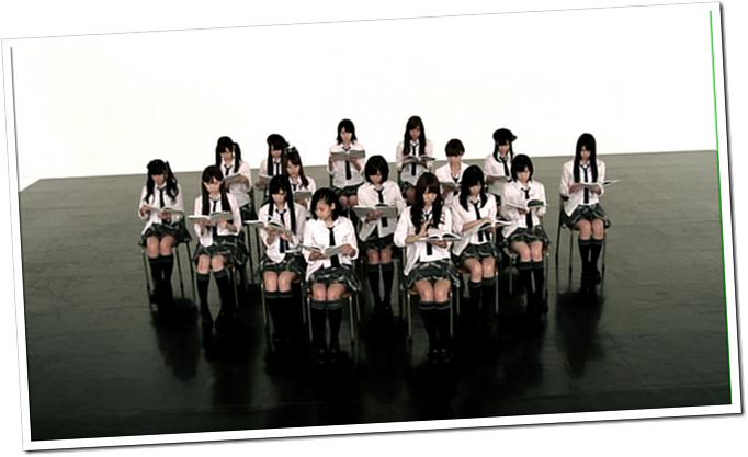 """AKB48 """"Kurumi to dialogue"""""""