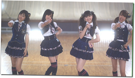 "AKB48 Team B in ""Love Jump"""