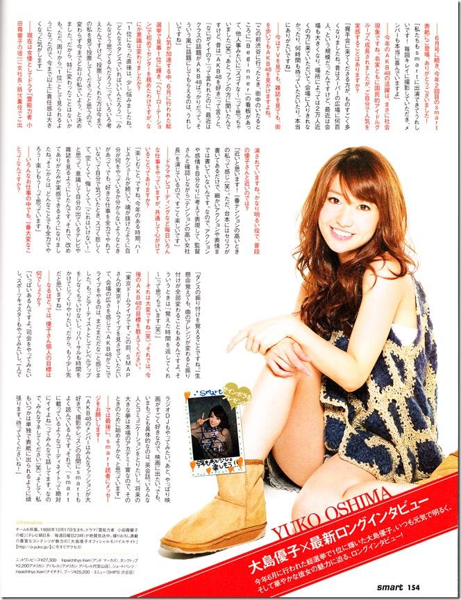 AKB48 in smart January 2011 IIMG_0012